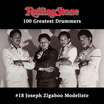 Rolling Stone – 100 Greatest Drummers of All Time