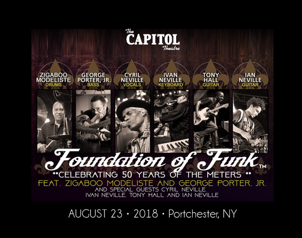 Foundation of Funk 50 Years