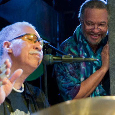 George Porter Jr. & Zigaboo Modeliste Talk The Meters' 50th Anniversary, Foundation Of Funk, & LOCKN'