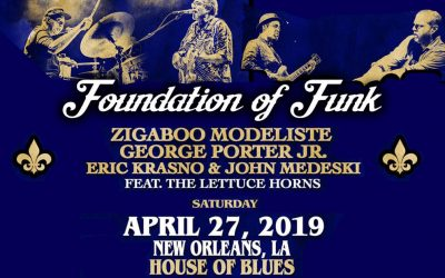 Foundation of Funk – House of Blues