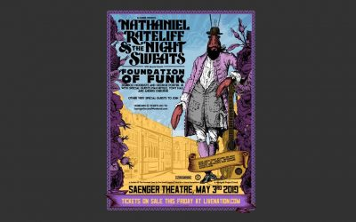 Foundation of Funk- The Saenger Theater