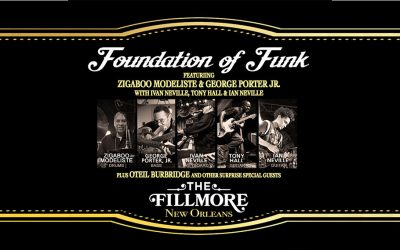 Foundation of Funk – The Fillmore