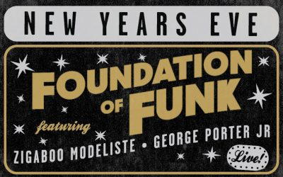 New Years Eve – FOUNDATION OF FUNK