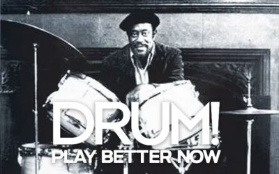 Drum! 50 Most Important Drummers Of All Time