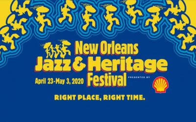 New Orleans Jazz and Heritage Festival Zigaboo Modeliste